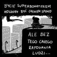 Kubek Bycie Superbohaterem