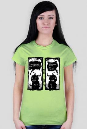 Koszulka Spóźnienie damska