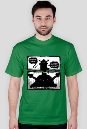 Koszulka Wstawanie Rano