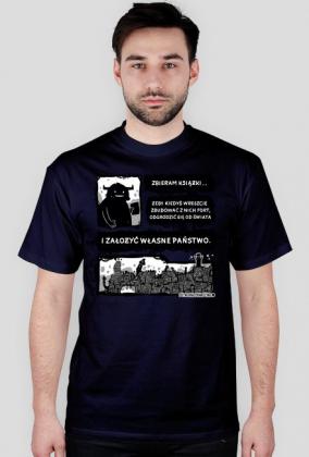 Zbieram Książki - koszulka męska