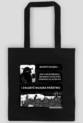 Zbieram Książki - torba!