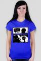 Koszulka Zmywanie Naczyń damska