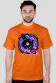 Koszulka lecę w kosmos męska