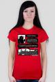 Zbieram Książki - koszulka damska