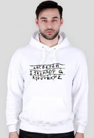 Stranger Things alphabet - bluza