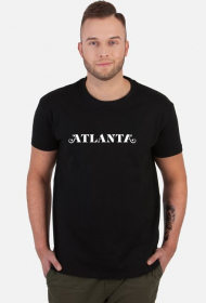Atlanta - koszulka czarna & kolor