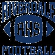 Riverdale Football - koszulka męska kolor & biały