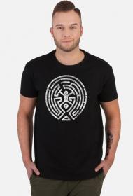 Westworld maze - koszulka męska