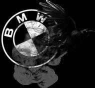 BMW Crow bluza