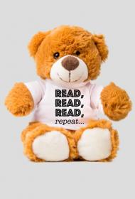 Miś Read, read, read, repeat...
