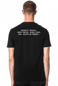 Kongresowy foto t-shirt.