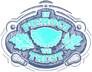 In Pierogi We Trust (fartuch_b)