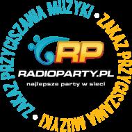 Bluza czarna RadioParty.pl