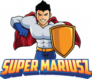 Super Mariusz - na dzień chłopaka, dla mężczyzny