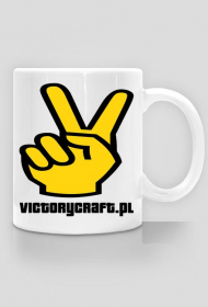 VCkubek - biały ( stare logo )