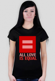 HRC- All Love Is Equal