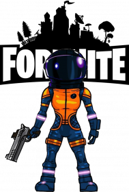 Koszulka Damska Fortnite Funny9