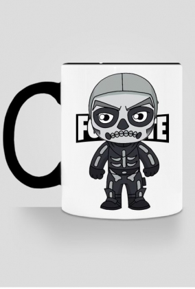 Kubek Skull Trooper & Drewniak - Oferta Specjalna