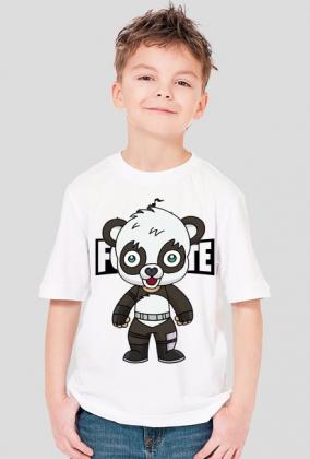 Koszulka dla chłopca Panda
