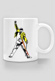Freddie Mercury Figure - leworęczny