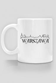 Skyline Warszawa - praworęczny
