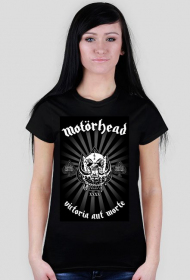 Motorhead - 2 strony - damska