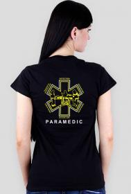 EMT - Paramedic - Dwustronna Damska Dekolt