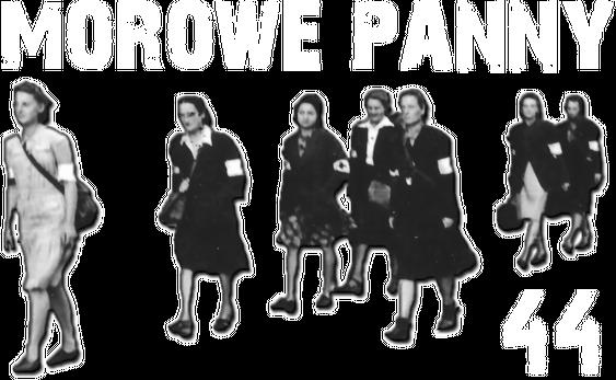 Powstanie Warszawskie - Morowe Panny