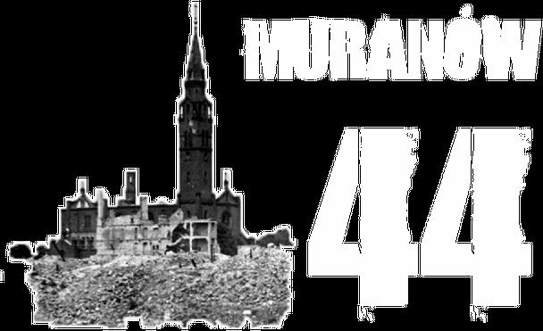 Powstanie Warszawskie - Muranów 44