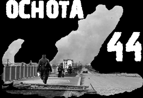 Powstanie Warszawskie - Ochota 44