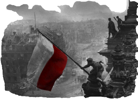 Berlin Zdobyty - praworęczny