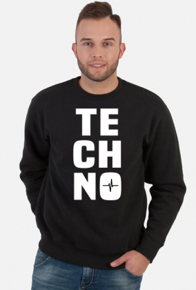 """Bluza męska """"Techno"""""""