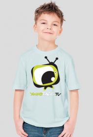 Koszulka dla chłopaków YoungFace.TV