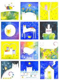 Malowane Koty 4