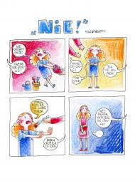 Komiks Nie