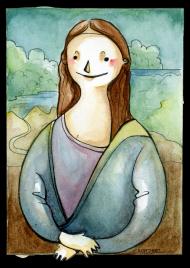 Torba Mona Lisa
