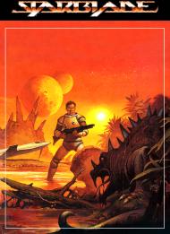Starblade C&E 1986