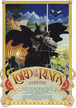Lords of The Ring Part One