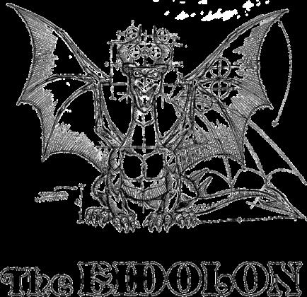 Eidolon B&W Dragon