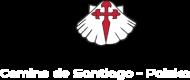 Koszulka Camino Polska z nadrukiem na piersi