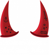 """Bluza Damska""""Tatuaże Noszą, bezbożniki jedne"""""""