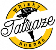 Kubek Whisky Tatuaże Ananas