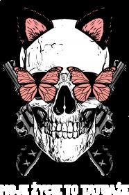 """Koszulka """"Moje życie, to tatuaże"""""""