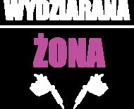 """Koszulka"""" Wydziarana Żona"""""""