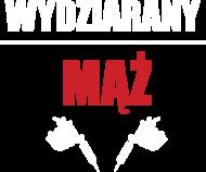"""Koszulka"""" Wydziarany Mąż"""""""