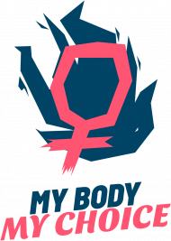 "Koszulka ""My Body My Choice"""