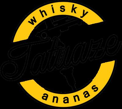 Koszulka Whisky Tatuaże Ananas