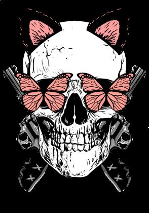 """Koszulka """"Moje życie, to tatuaże"""" biała"""