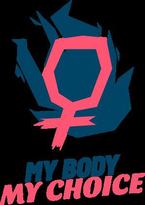 "Koszulka ""My Body My Choice"""