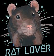 Rat Lover - bluza damska